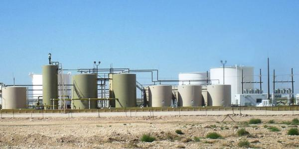 Upstream Central Production Facility Texas