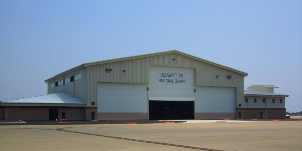 C-130J Maintenance Hangar and Shops Delaware Air National Guard