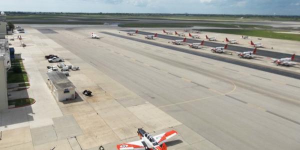 NAVFAC Southeast Airfield Repairs