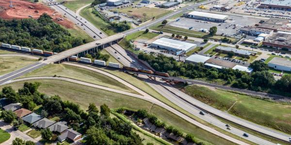 I-235/I-44 Interchange
