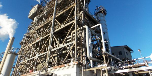FCCU Revamp Single Riser Existing Reactor Technip HollyFrontier