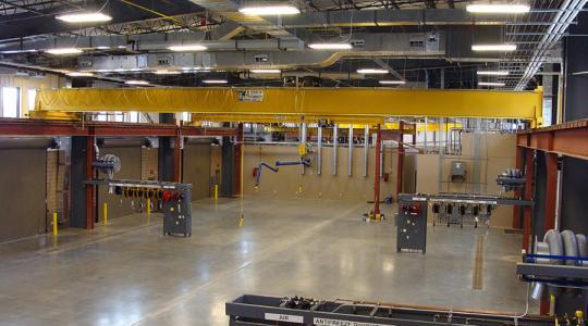 Maintenance Facilities Government Market