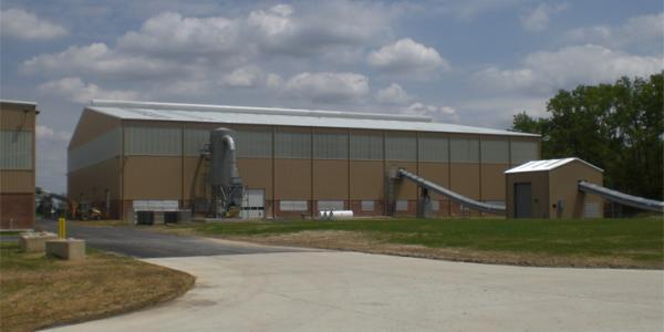 Boral Bricks Manufacturing Plant
