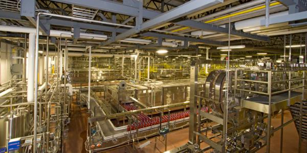 Dr Pepper Snapple Distribution Center