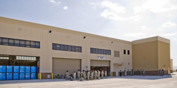 BCT3 Tactical Equipment Maintenance Facilities (TEMF)