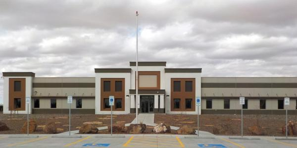 Immigration Customs Enforcement Co-Location Facility (ICE)