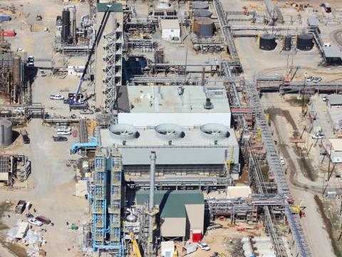 El Dorado Chemical Company OSBL Integration