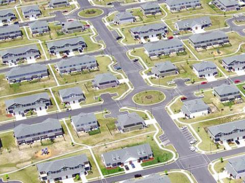 Fort Stewart Fort Hunter Housing Community Privatize