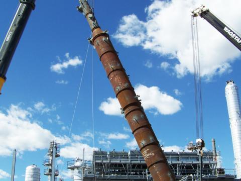 HollyFrontier Mild Gas Oil Hydrocracker