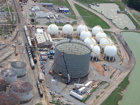 LSB Chemical Plant
