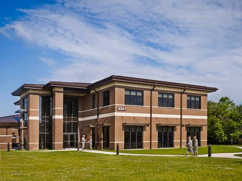 Base Civil Engineer Complex, New Jersey Air National Guard, Joint Base McGuire-Dix