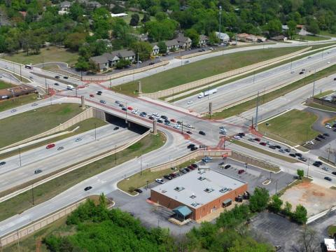 I-44 Lewis Interchange